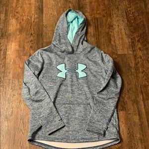 Like new Under Armour hoodie size S